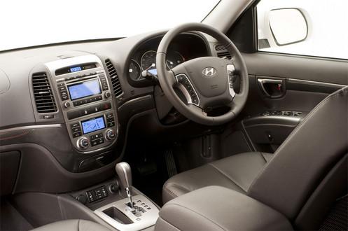 Hyundai Santa Fe 2.2 CRDi Automatic