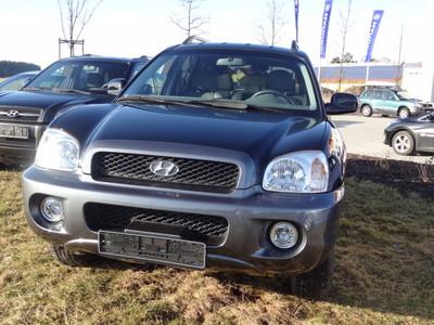 Hyundai Santa Fe 2.7 V6 4WD