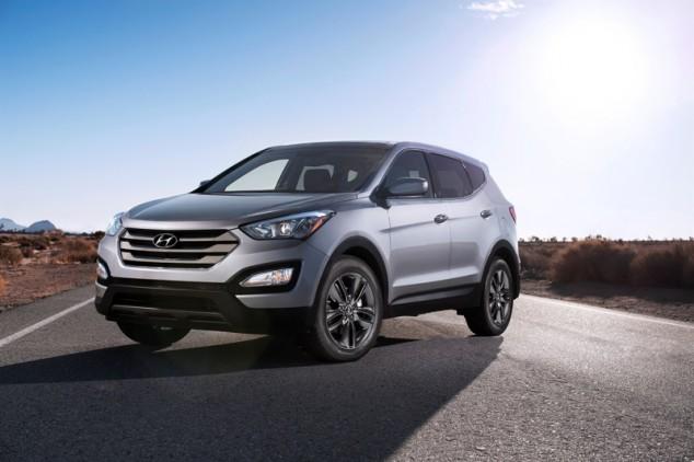 Hyundai Santa Fe 2.4 4WD AT Comfort