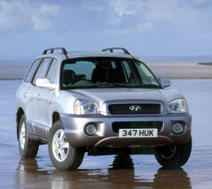Hyundai Santa Fe 2.7 AT