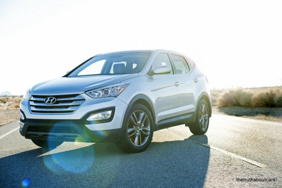 Hyundai Santa Fe 2.7 AT AT4