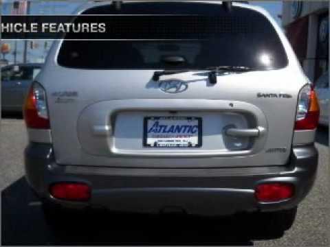 Hyundai Santa Fe 2.7 MT