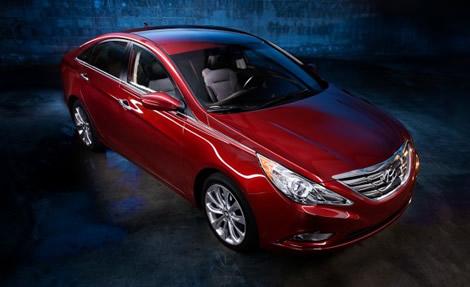 Hyundai Sonata 1.8 86hp MT
