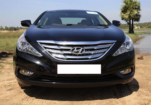 Hyundai Sonata 2.4 MT