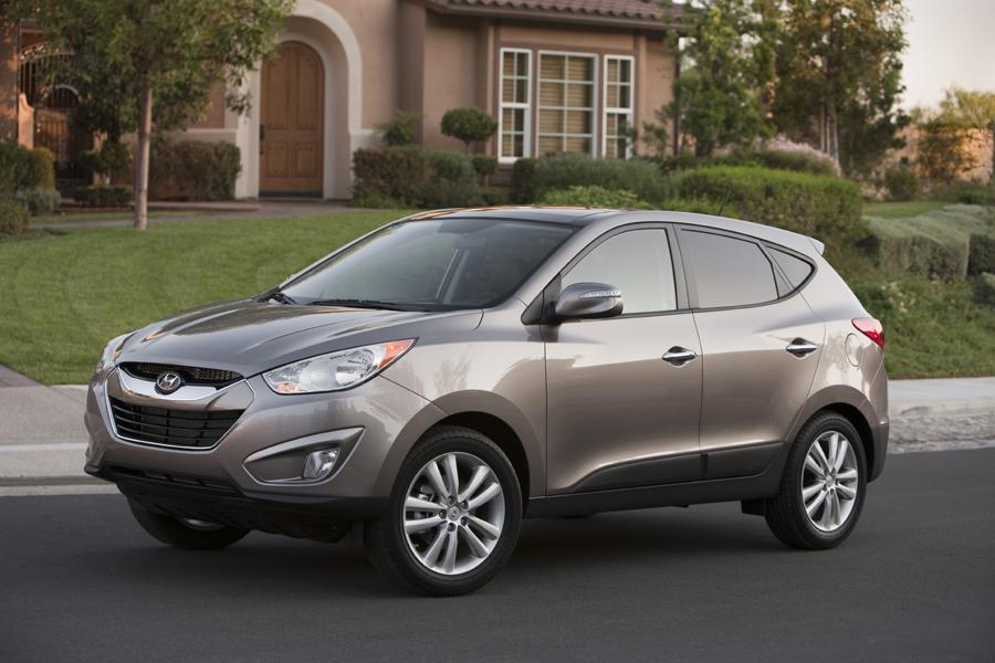 Hyundai Tucson 2.7 GLS
