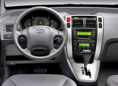 Hyundai Tucson 2.0 CRDI 4WD AT