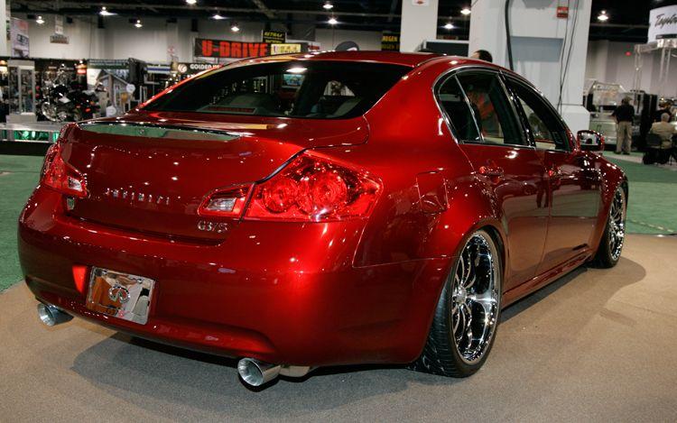 Infiniti G37 Coupe Sport 6MT