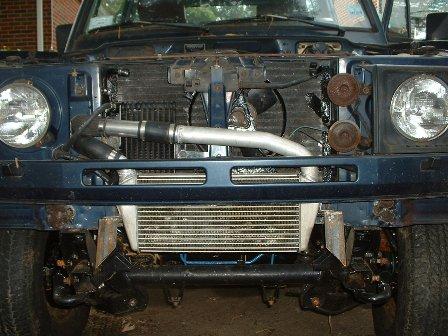 Isuzu Trooper 3.5 V6 24V MT