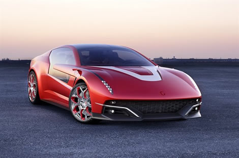 Italdesign Columbus