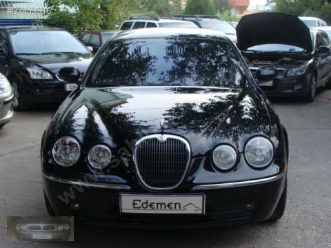 Jaguar S-Type 2.7 D Executive