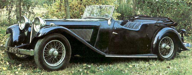 Jaguar SS 90