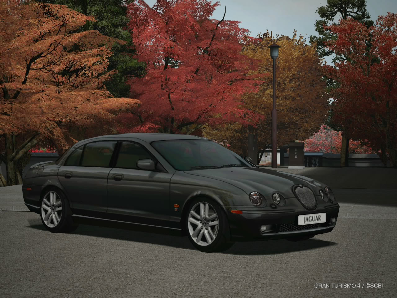 Jaguar Type S