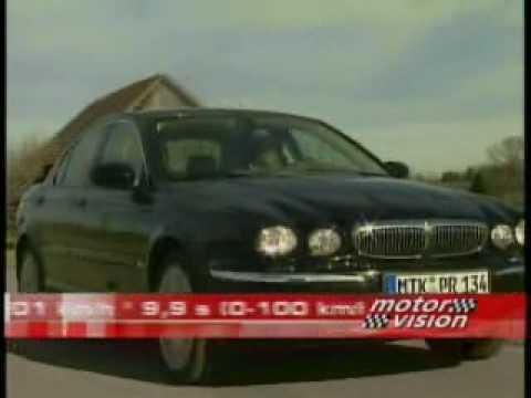 Jaguar X 2.0D MT