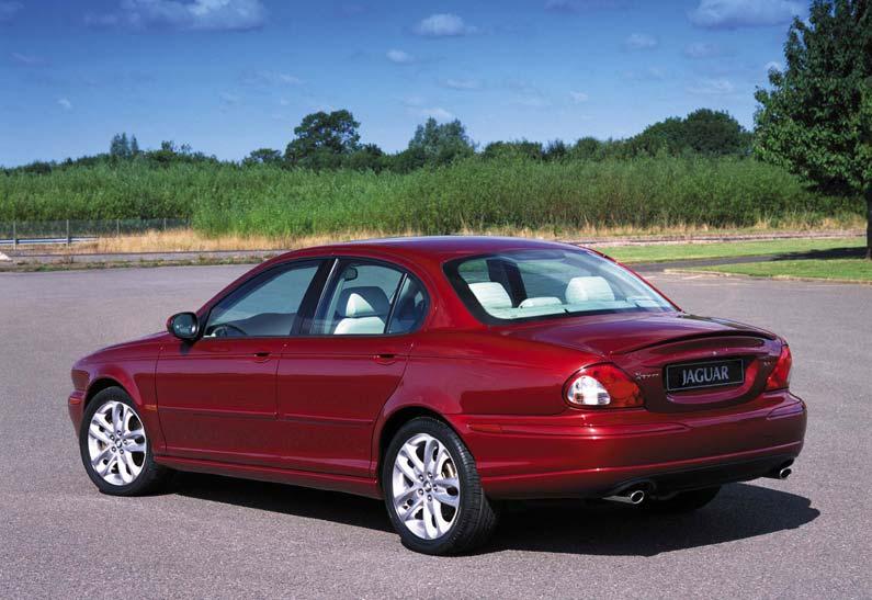 Jaguar X 2.5 AT