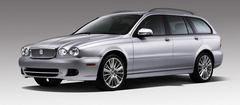 Jaguar X-Type 2.0 SE Estate