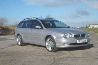 Jaguar X-Type 2.5 Estate