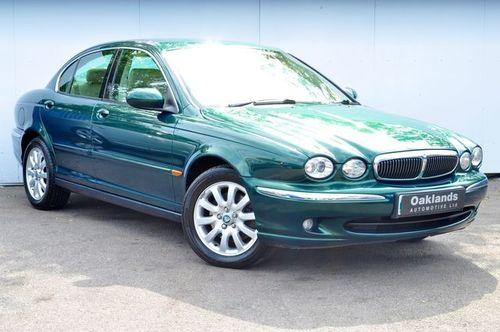 Jaguar X-Type 2.5 V6 Estate