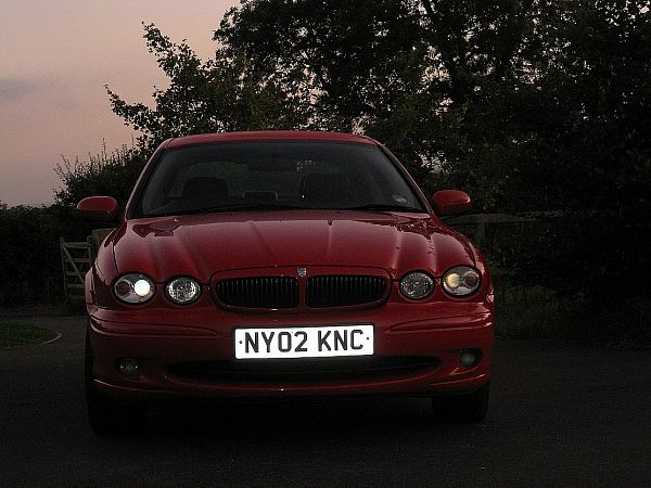 Jaguar X-Type 2.0 AT