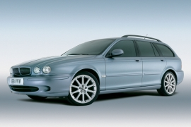 Jaguar X-Type Estate 2.5 V6