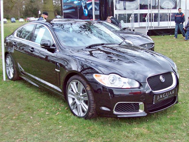 Jaguar XF 5.0 Supercharged