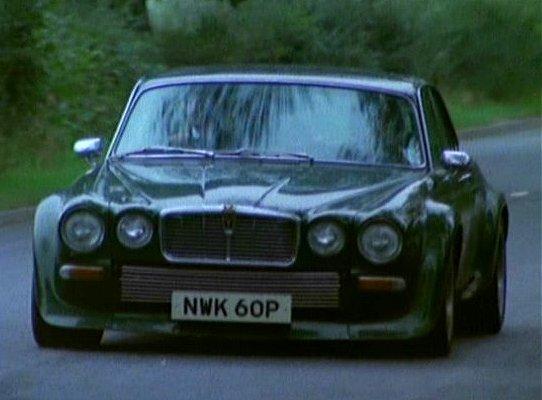 Jaguar XJ 12 C Coupe