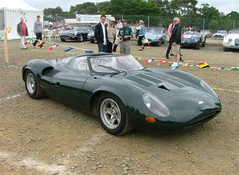 Jaguar XJ-13