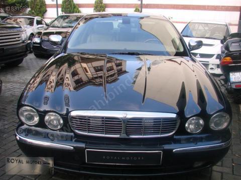 Jaguar XJ 2.7D