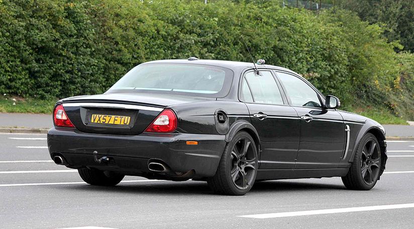Jaguar XJ 4.2 Super V8