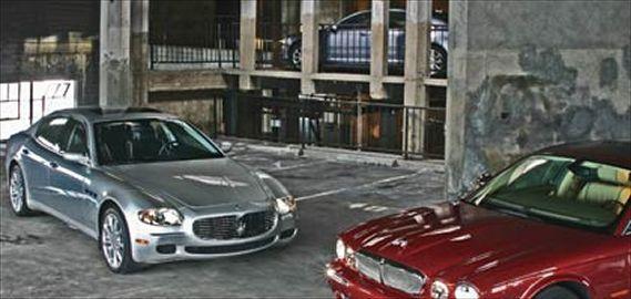 Jaguar XJ 4.2 Super V8 Automatic