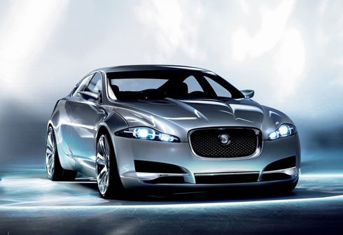 Jaguar XJ 5.0 V8
