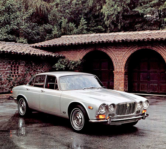 Jaguar XJ XJ6 3.2 i 24V Classic AT