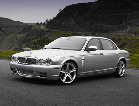 Jaguar XJ XJR