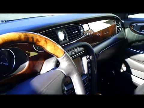 Jaguar XJ8 Sovereign LWB