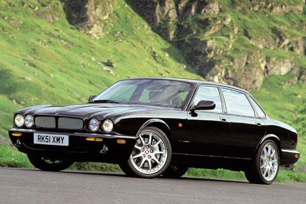 Jaguar XJR 4.0