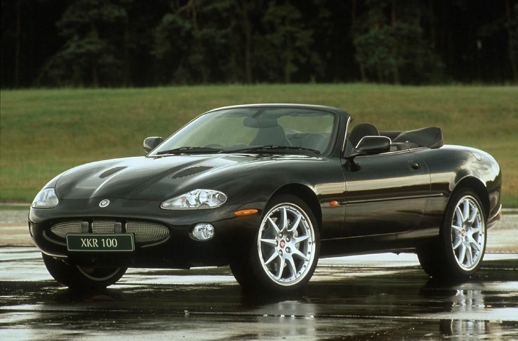 Jaguar XK 100