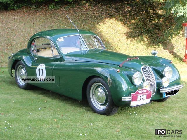 Jaguar XK 120 FHC