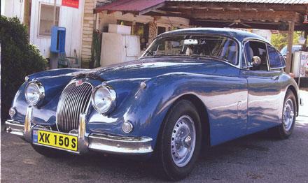 Jaguar XK 150 3.8 FHC