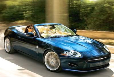 Jaguar XK 4,2