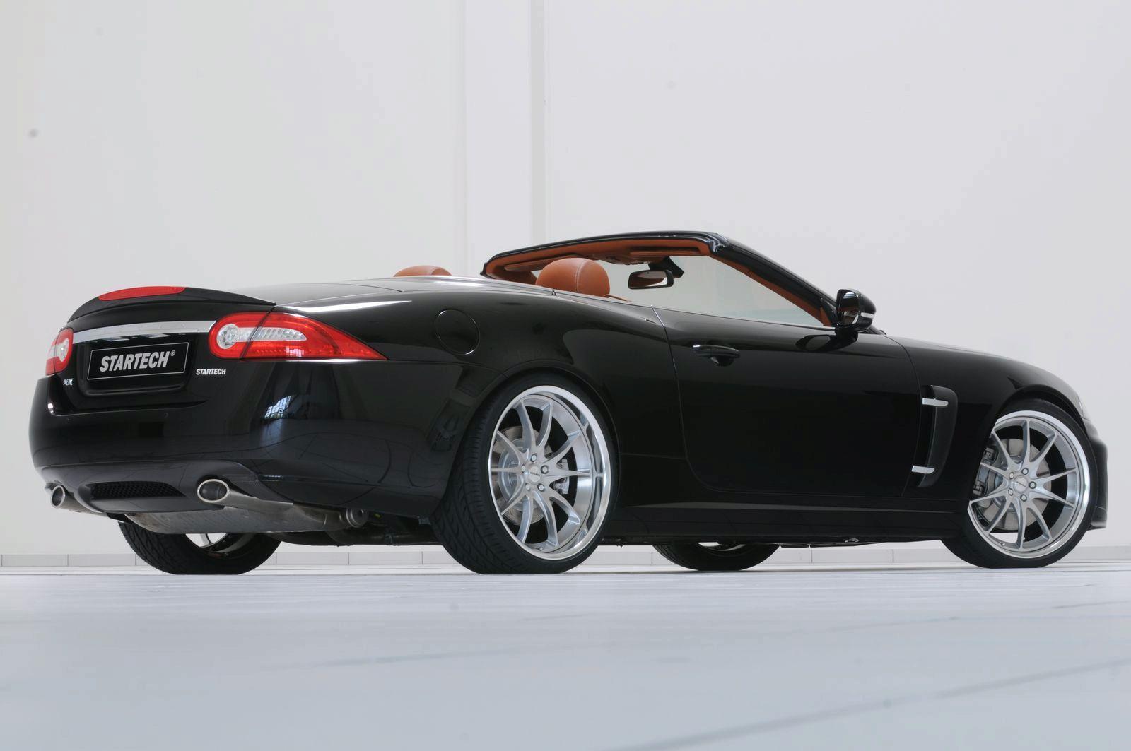 Jaguar XK R Cabriolet
