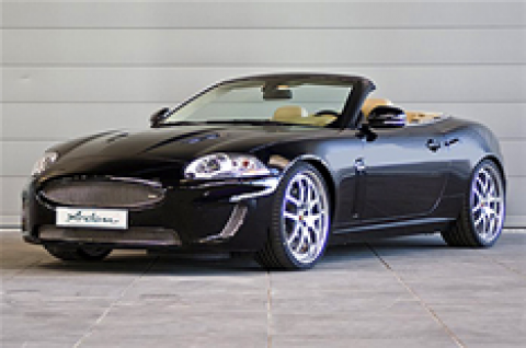 Jaguar XK XKR Convertible