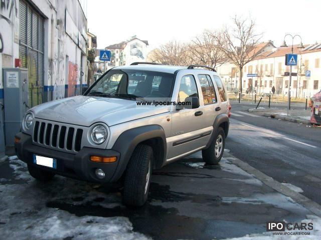 Jeep Cherokee 2.5 CRD Sport