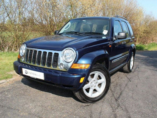 Jeep Cherokee 2.8 CRD Sport Automatic