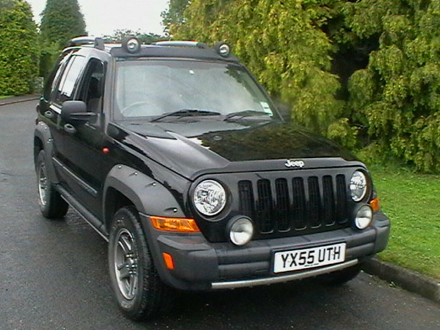 Jeep Cherokee Limited 2.8 CRD 4x4 Automatic