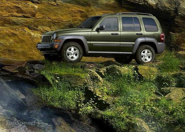 Jeep Cherokee Limited 3.7