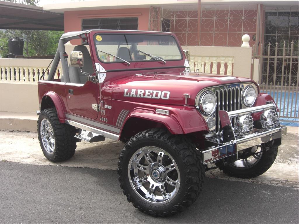 Jeep CJ 3.7