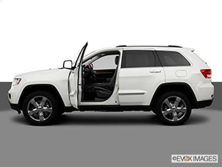 Jeep Grand Cherokee 3.6L Overland