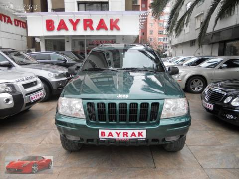 Jeep Grand Cherokee 4.7 Limited