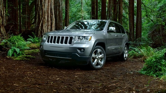 Jeep Grand Cherokee 4.0 177hp 2WD AT