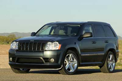Jeep Grand Cherokee 6.1 SRT8 AT