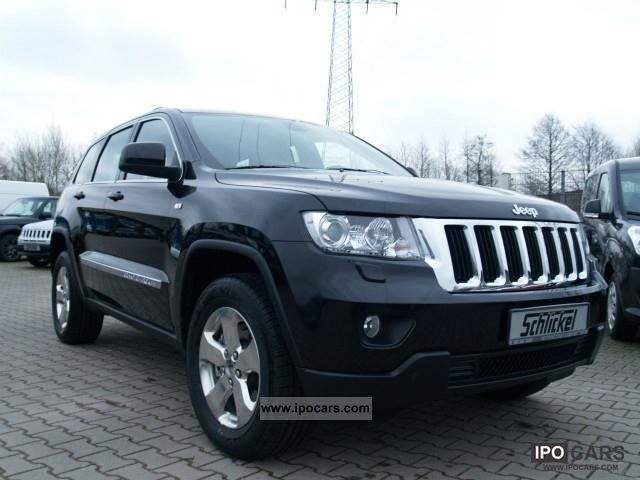 Jeep Grand Cherokee Laredo 3.0 CRD